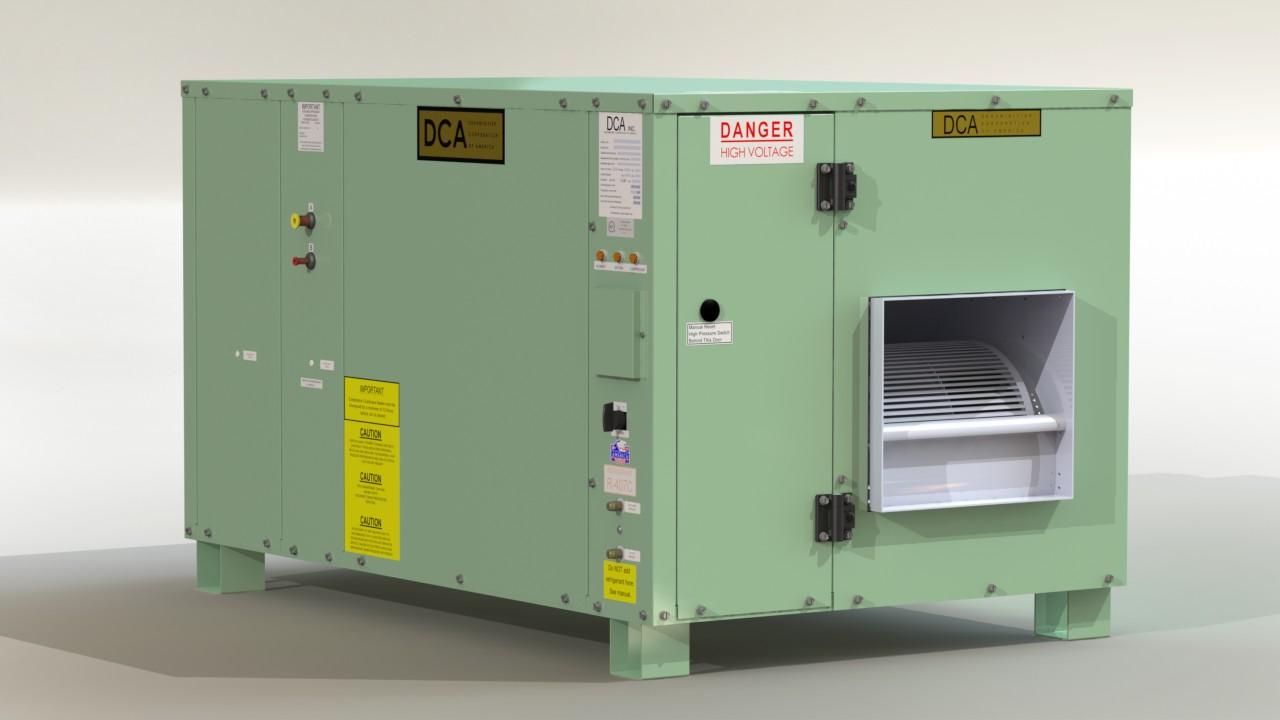 DCA 1500T Discharge ...