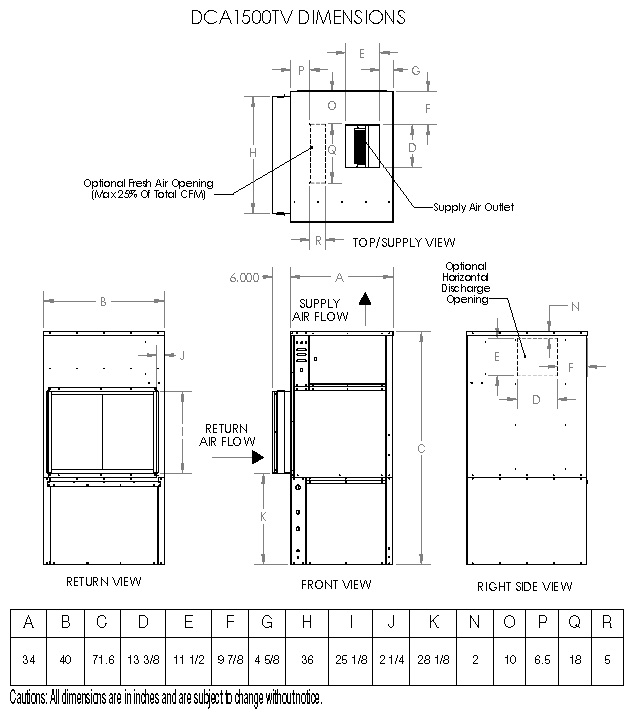 model dca1500tv air cooled non water heating dehumidifier on rh dehumidifiers dehumidifiercorp com Diagram of Pool Pump Connections Pool Motor Wiring Diagram