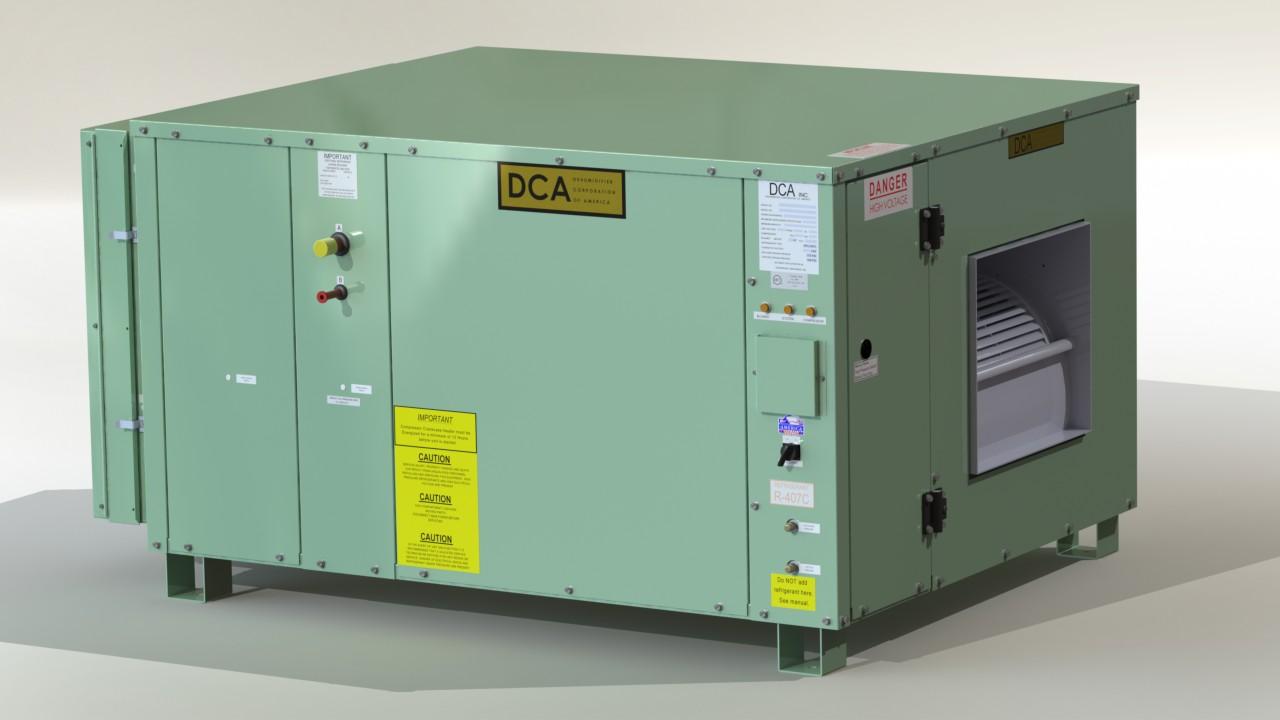 DCA 2500T Discharge ...