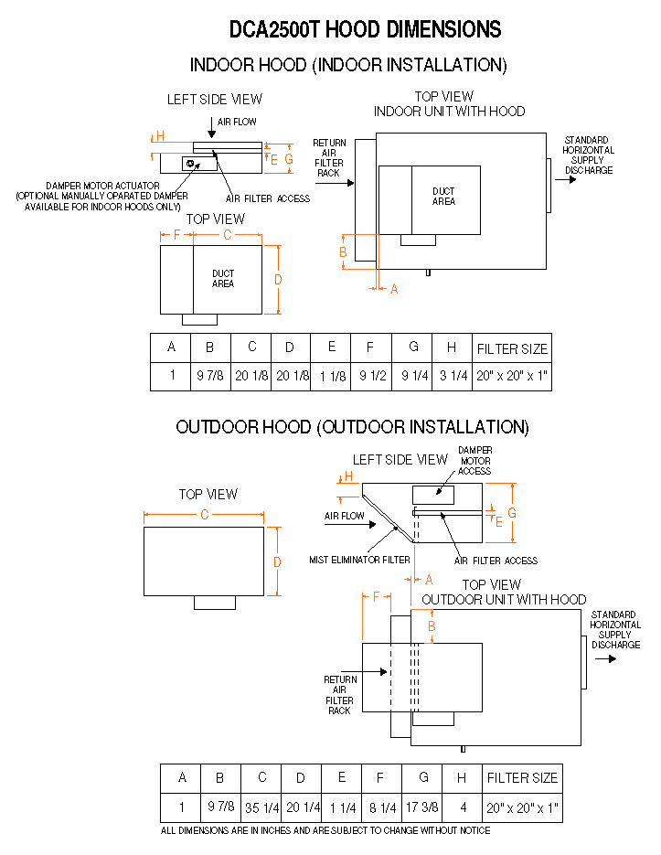 model dca2500t non water heating assist dehumidifier on rh dehumidifiers dehumidifiercorp com Pool Light Wiring Diagram Pool Filter Wiring