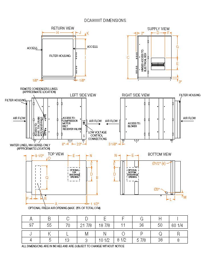 model dca9000t water heating assist dehumidifier on dehumidifier rh dehumidifiers dehumidifiercorp com Pool Motor Wiring Diagram Pool Wiring Examples
