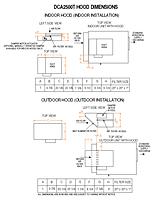 model dca2500t non water heating assist dehumidifier on rh dehumidifiers dehumidifiercorp com Pool Wiring Code Diagrams Hayward Pool Pump 220 Wiring